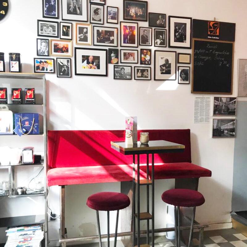 Café Diba: Kunst, Kultur und Kulinarik
