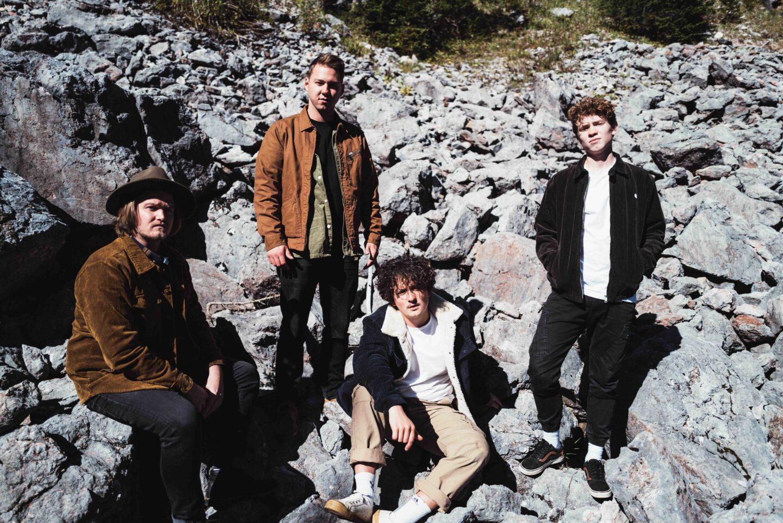 Provinz Band I High vor Liebe I in den Bergen