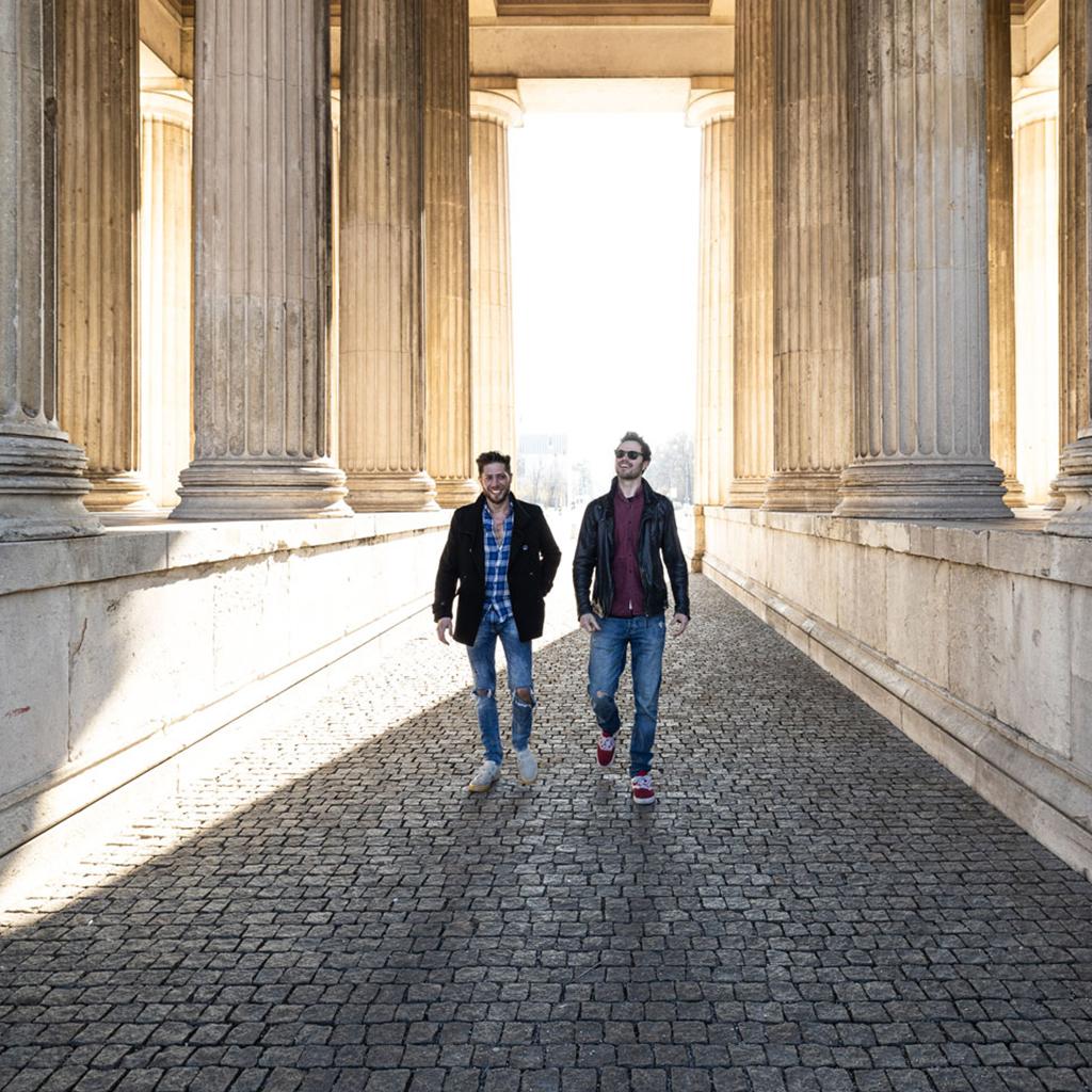 Das Münchner Pop-Duo in München